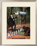 Kellar: Levitation, 1904 Poster