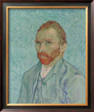 Self-Portrait, c.1889 Posters by Vincent van Gogh
