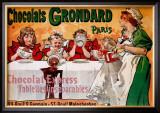 Chocolats Grondard Prints