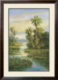Island Serenity II Prints by Frank Bellows