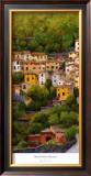 Lago di Como I Posters by Montserrat Masdeu