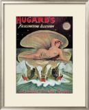 Hugard, The Birth of the Sea Nymph, 1920 Art