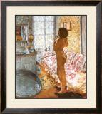 Nu a Contre-Jour Ou l'Eau de Cologne Posters by Pierre Bonnard