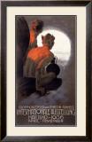 International Ausstellung Mailand Framed Giclee Print by Leopoldo Metlicovitz