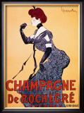 Champagne de Rochecre Framed Giclee Print by Leonetto Cappiello