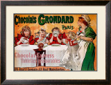Chocolats Grondard Prints