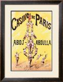 Casino de Paris Framed Giclee Print