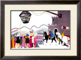 Berwick-upon-Tweed Framed Giclee Print by Doris Clare Zinkeisen
