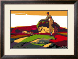 By LNER to the Moors, 1923-1947 Framed Giclee Print by Tom Grainger