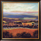 Tuscan Sunrise Posters by Dennis Rhoades
