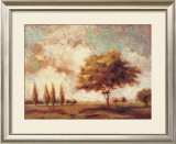Tuscan Afternoon I Prints by P. Patrick