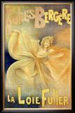 La Loie Fuller Framed Giclee Print
