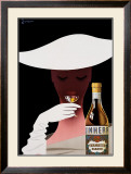 Linherr Vermouth Posters by Arthur Zelger