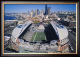 Seattle Seahawks- Quest Field Prints