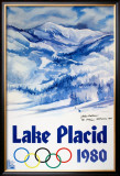 Lake Placid 1980 Posters by John Gallucci