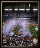 University of Phoenix Stadium- Super Bowl XLII Framed Photographic Print