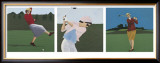 Golf Gals Posters by Vincent Scilla