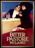 Bitter Pastore Framed Giclee Print by Leopoldo Metlicovitz