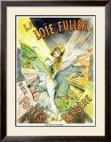 La Louie Fuller Framed Giclee Print