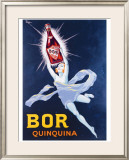Bor Quinquina Framed Giclee Print by  Tregi