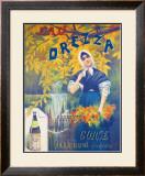 Eau d'Orezza Framed Giclee Print by P. Ribera