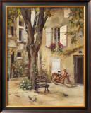 Provence Village I Poster by Marilyn Hageman