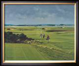 St. Andrews 11th - High (In) Limited Edition Framed Print by Peter Munro