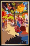Woodhall Spa, LNER Poster, 1923-1930 Framed Giclee Print by Howard K Elcock