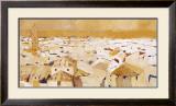 Peaceful Village II Prints by Jesus Barranco