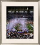 University of Phoenix Stadium- Super Bowl XLII Framed Photographic Print