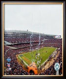 Soldier Field Framed Photographic Print
