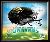 2009 Jacksonville Jaguars Team Logo Framed Photographic Print