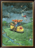 Devotion Framed Giclee Print by Gary Patterson