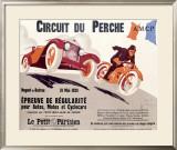 Circuit du Perche Framed Giclee Print by Joe Bridge