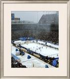 Ralph Wilson Stadium Framed Photographic Print