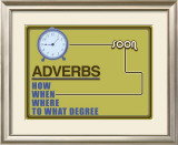 Adverbs Art