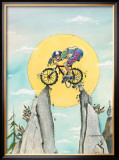 Now What Framed Giclee Print by Gary Patterson