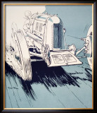 Grand Prix de l'Automobile-Club de France, 1926 Prints by Geo Ham