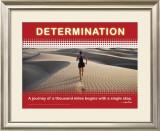 Determination Print