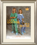 Doctor & Nurse Prints