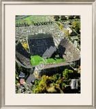 LaVell Edwards Stadium Brigham Young University Cougars 2007 Impresso fotogrfica emoldurada