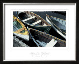 Wooden Fleet Prints by Heather Niblo