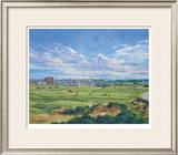 St. Andrews 15th - Cartgate (In) Limited Edition Framed Print by Peter Munro