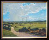 St. Andrews 5th - Hole O'cross (Out) Limited Edition Framed Print by Peter Munro