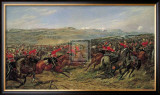 The Charge of the Heavy Brigade Prints by D. Giles