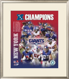 New York Giants Framed Photographic Print
