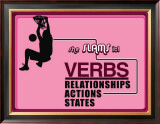 Verbs Prints