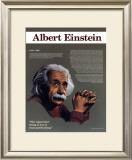 Heroes of the 20th Century - Albert Einstein Posters
