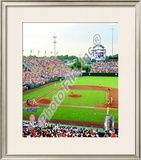 Rosenblatt Stadium 2009 College World Series Champs Framed Photographic Print