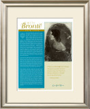 Great British Writers - Emily Bronte Prints